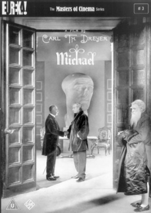 Michael (1924 film) - DVD Cover