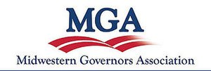 Midwestern Governors Association - Image: Midwestern Governors Association (logo)
