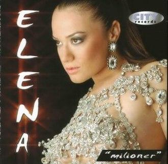 Milioner (song) - Image: Milioner album cover