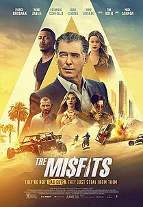 <i>The Misfits</i> (upcoming film)