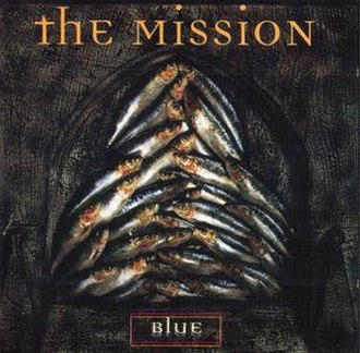 Blue (The Mission album) - Image: Mission blue