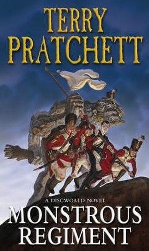 Monstrous Regiment (novel) - Image: Monstrous regiment