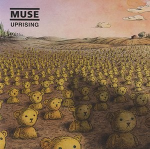 Uprising (song) - Image: Muse Uprisingvinylsingle