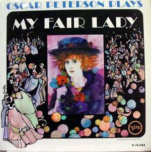 My Fair Lady (Oscar Peterson Trio album) - Image: My Fair Lady (Oscar Peterson Trio album)
