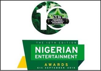 2015 Nigeria Entertainment Awards - Image: NEA logo