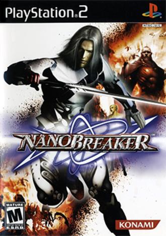 Nano Breaker - North American cover art