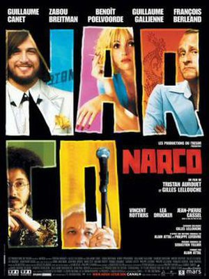 Narco (film) - Promotional poster for the film
