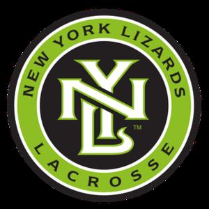 New York Lizards - Image: New York Lizards logo