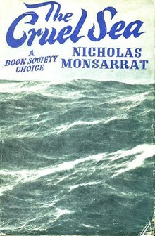 Nicholas Monsarrat - The Cruel Sea book cover.jpg