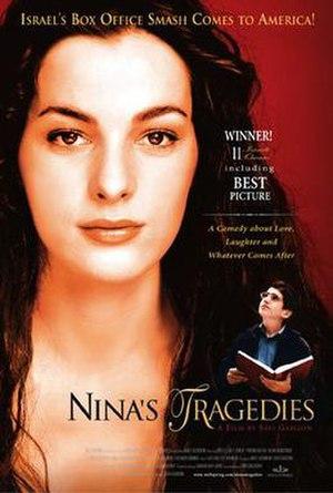 Nina's Tragedies - Image: Nina's tragedies poster