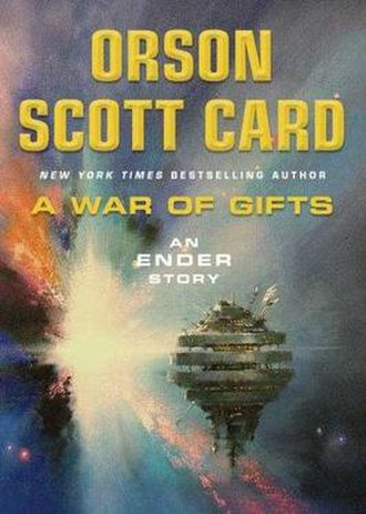 A War of Gifts: An Ender Story - Image: OS Cgifts