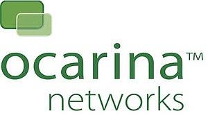 Ocarina Networks - Image: Ocarina Networks logo
