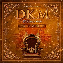 Official Artwork for D'King's Men Album.jpg