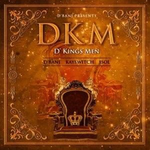 D'Kings Men - Image: Official Artwork for D'King's Men Album