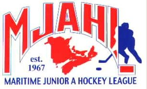 Maritime Junior A Hockey League - Old Logo