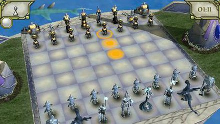 animated battle chess online