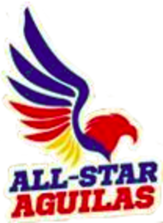Philippines national American football team - Image: PH Aguilas Logo