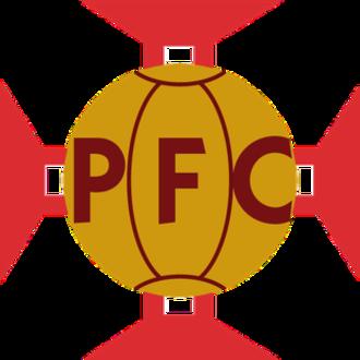 Padroense F.C. - Image: Padroense FC