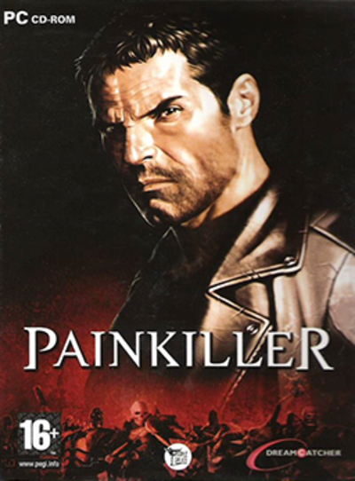 Picture of a game: Painkiller