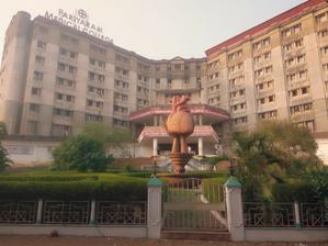 Pariyaram Medical College - Image: Pariyaramknr