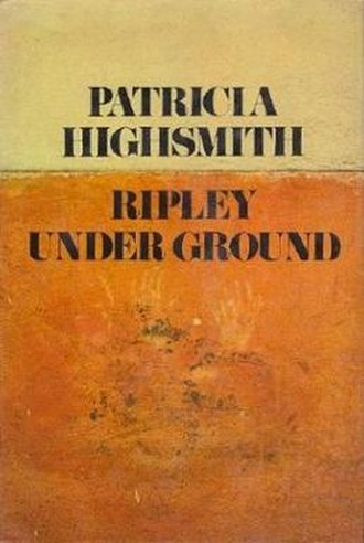 Ripley Under Ground - First US edition