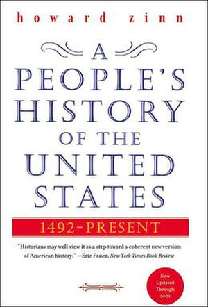 A People's History of the United States - 2003 hardcover edition