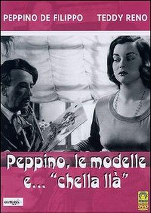 Peppino, le modelle e chella là - Film poster