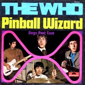 Pinball Wizard - Image: Pinball Wizard Germany PS