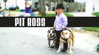 Pit Boss (TV series) - Title card for Pit Boss.