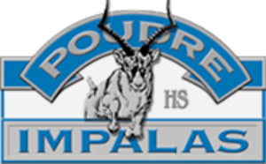Poudre High School - Image: Poudre High School logo Fort Collins CO