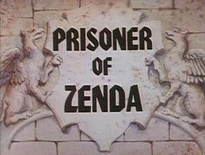 Prisoner of Zenda (1988 film) - Image: Prisoner of Zenda 1988