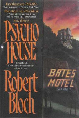 Psycho House - First hardcover edition