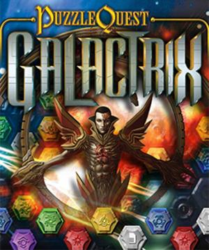Puzzle Quest: Galactrix - Image: Puzzle Quest Galactrix Coverart