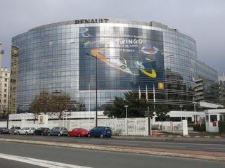 Renault French automobile manufacturing company