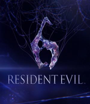 Resident Evil 6 - Cover art