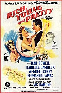 1951 film by Norman Taurog