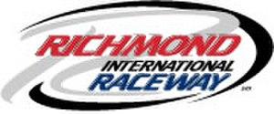 Richmond Raceway - Former track logo