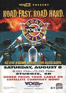 Image result for wcw road wild 1998