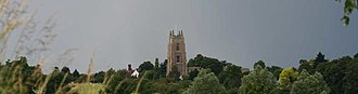 Stoke-by-Nayland - Image: STOKE PAN
