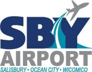 Salisbury–Ocean City–Wicomico Regional Airport - Image: Salisbury–Ocean City–Wicomico Regional Airport Logo