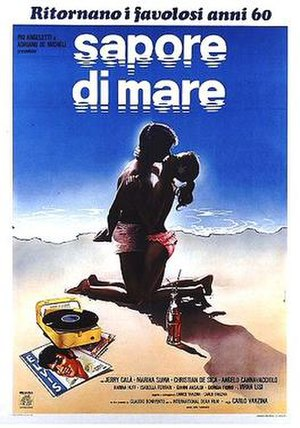 Time for Loving - Italian theatrical release poster by Renato Casaro