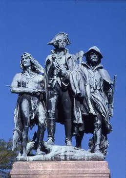 Battle of Fallen Timbers Monument - Wikipedia