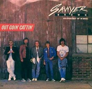 Out Goin' Cattin' (song) - Image: Sawyerbrown 372380