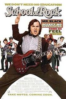 <i>School of Rock</i> 2003 film by Richard Linklater