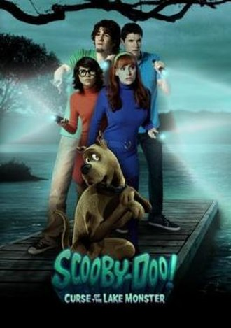 Scooby-Doo! Curse of the Lake Monster - Promotional poster