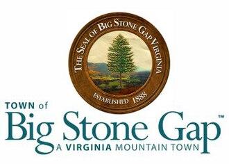Big Stone Gap, Virginia - Image: Seal of Big Stone Gap, Virginia
