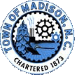 Madison, North Carolina - Image: Seal of Madison, North Carolina