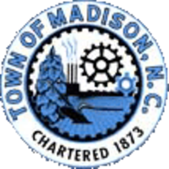 Madison, North Carolina - Image: Seal of Madison, North Carolina