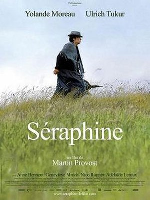 Séraphine (film) - French release poster