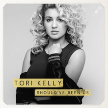 Should've Been Us (Official Single Cover) by Tori Kelly.png